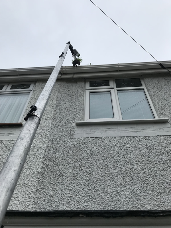 Gutter and uPVC Cleaning photo